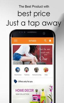 InHabb - Shopping poster