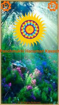 Panchmukhi Hanuman Kavach poster