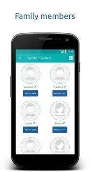 DoctoPlus - App for Patients screenshot 1