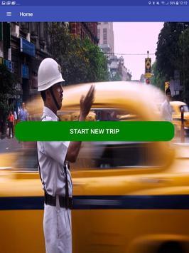 TaxiStarterApp screenshot 2