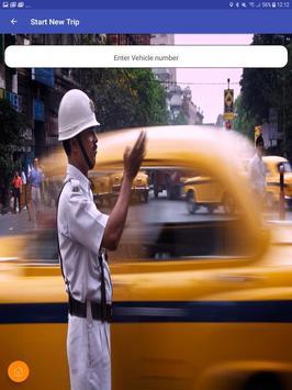TaxiStarterApp screenshot 3