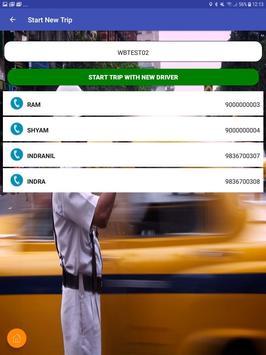 TaxiStarterApp screenshot 5