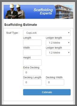 Scaffolding Experts poster