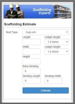 Scaffolding Experts apk screenshot