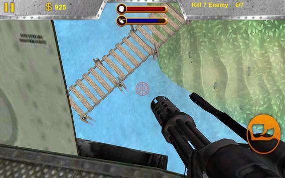 Army Gunship Strike screenshot 3