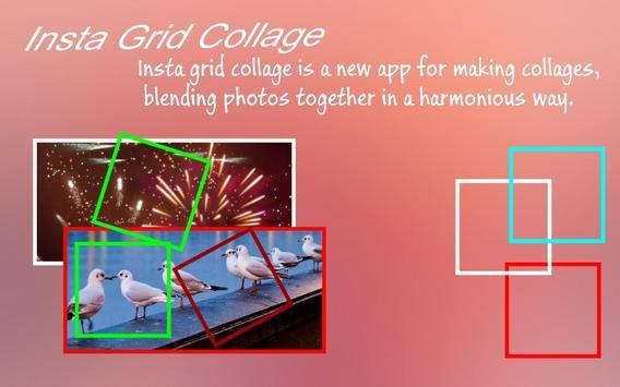 Insta Grid Collage 360 apk screenshot