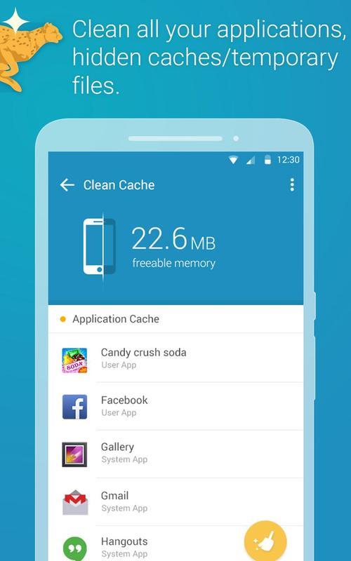 Cheetah Cleaner Memory Boost Apk Download Gratis Alat
