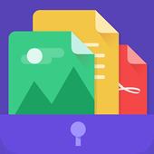 File locker - Lock any File, App lock icon