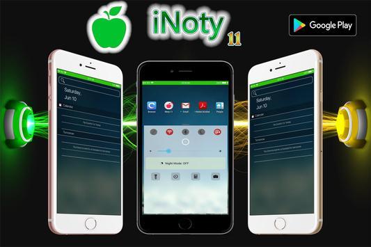 iNoty 11 : iNotify OS 11 poster