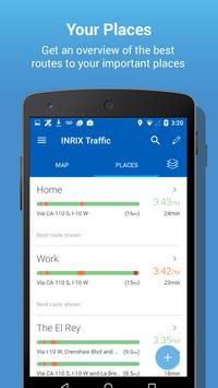 INRIX Traffic الملصق