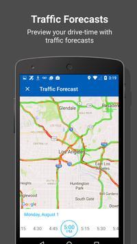 INRIX Traffic تصوير الشاشة 5