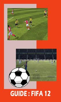 New Guide FIFA 12 captura de pantalla 1