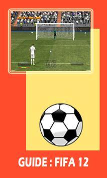New Guide FIFA 12 captura de pantalla 2