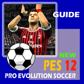 New Guide PES 12 icon