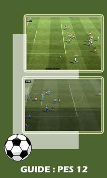 New Guide PES 12 screenshot 1