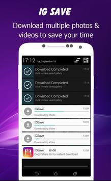 IGSave apk screenshot
