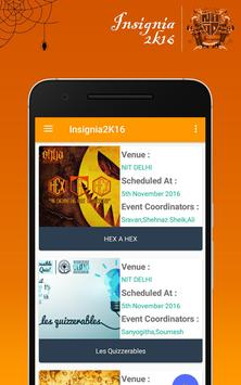 Insignia2K16 apk screenshot