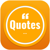inspirational quotes app free icon