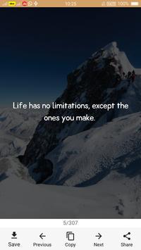 Inspiration Quotes screenshot 1