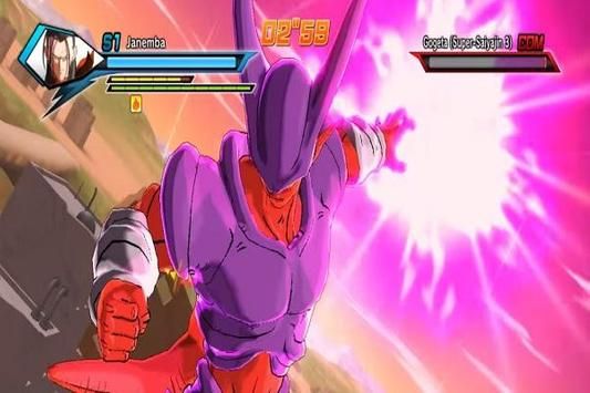 Tricks Dragon Ball Xenoverse 2 apk screenshot
