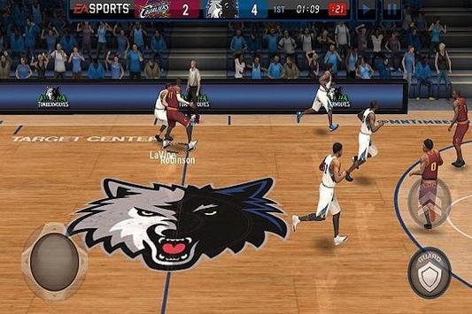 Pro NBA LIVE Mobile 17 tricks poster