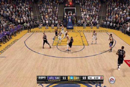Pro NBA LIVE Mobile 17 tricks apk screenshot