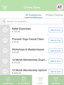 Inspired Pilates and Yoga apk screenshot