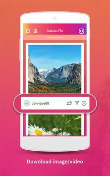saveMedia - Download photo & Video apk screenshot