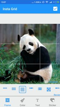 Grids For Instagram captura de pantalla 1
