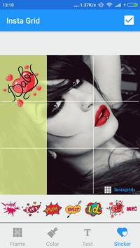 Grids For Instagram captura de pantalla 2