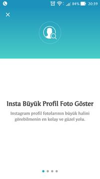 Insta Big Profile Picture poster