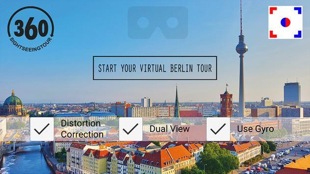 My 360 Berlin° poster