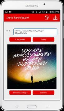 Downloader for Insta apk screenshot