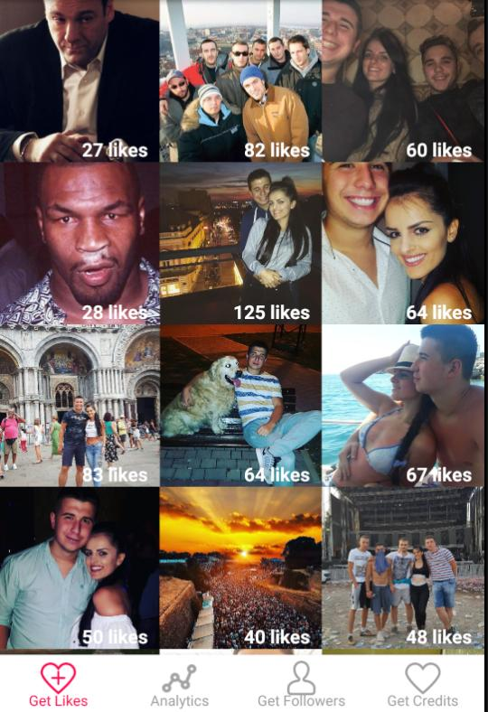 Instafamous for Android - APK Download