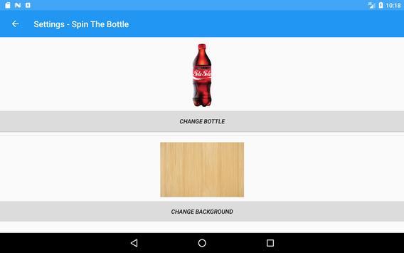 Spin It! A Bottle Spinner Game screenshot 9