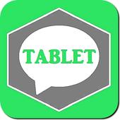 Instalar wasap gratis tablet icon