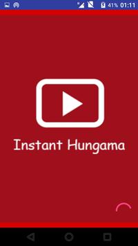 Instant Hungama Chatroom & Funny Videos poster