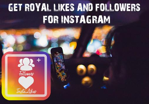 Likes+Followers for Instagram poster
