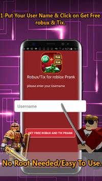 Instant Roblox Code :  r$ and Tix Simulator poster