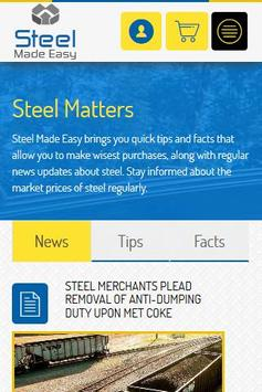 Steel Made Easy screenshot 1