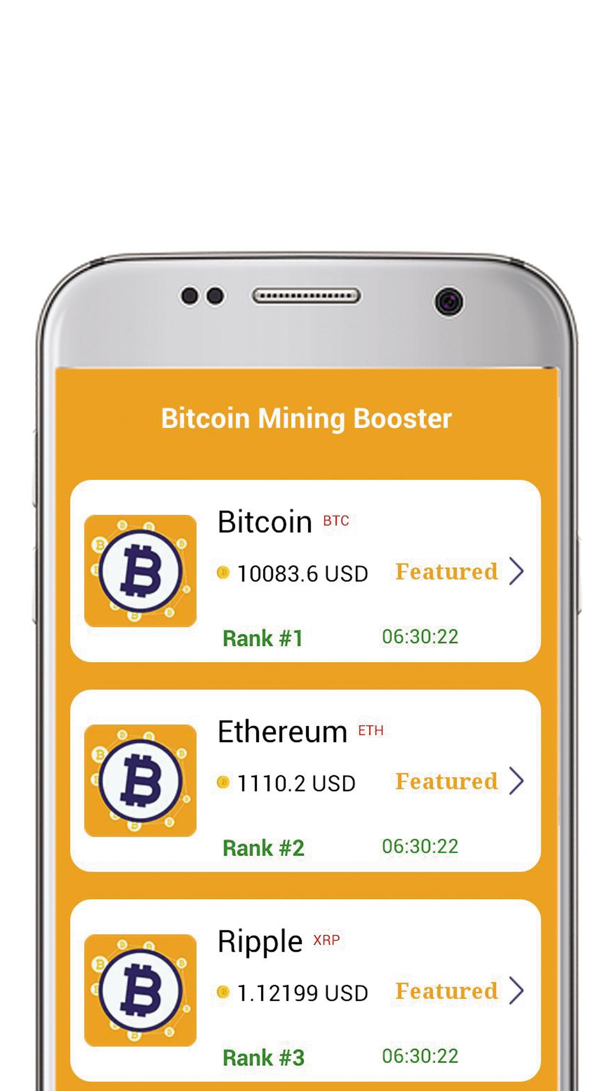 android cryptocurrency mining apss
