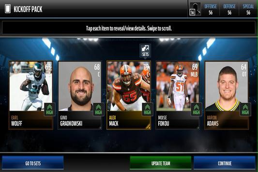 Ultimate Madden NFL Mobile Tip apk screenshot