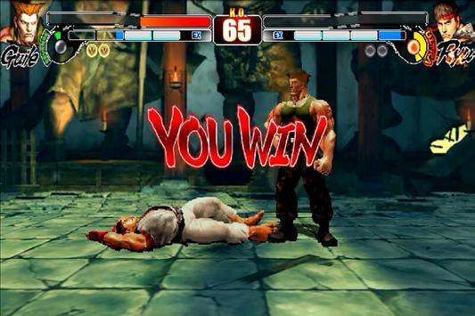 PRO STREET FIGHTER V Tricks apk screenshot