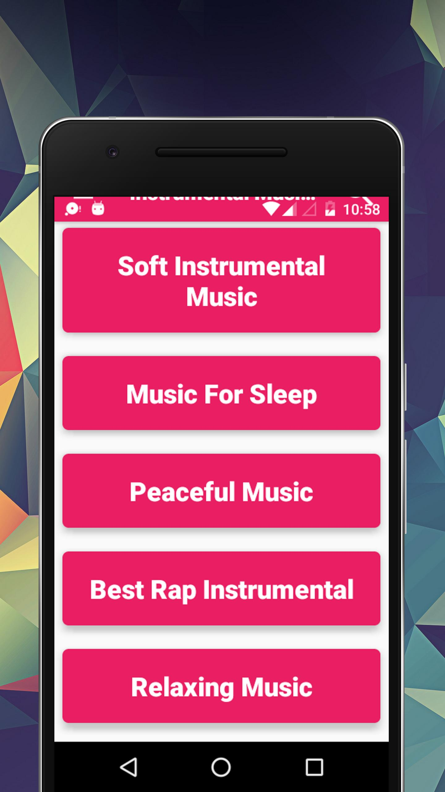 Instrumental Music & Songs 2017 (NEW + TOP + HD) for Android - APK