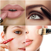 Makeup Training Beauty Tips icon