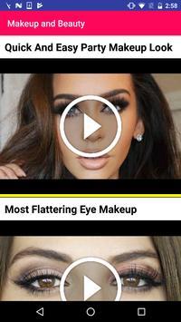 Makeup Training Beauty Tips screenshot 4