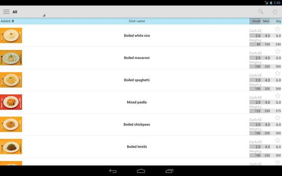 Advanced Insulin Advisor Free apk screenshot