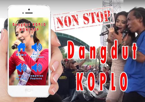 New Dangdut KOPLO poster
