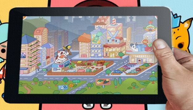 Guide Toca Life City New screenshot 4