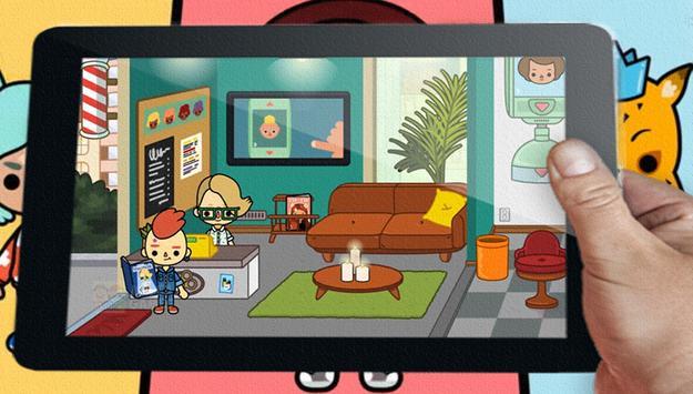 Guide Toca Life City New screenshot 8
